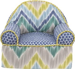 Cotton Tale Designs Baby's 1st Chair, Zebra Romp
