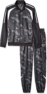 EA7 Men's Training Performance & Stylite Ventus7 Top Perf. Tracksuit