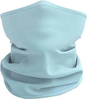 قناع الوجه للجنسين من جايتر - وشاح من الأشعة فوق البنفسجية للرجال والنساء للوقاية من الغبار والشمس للجري والمشي