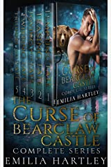 The Curse of Bearclaw Castle Complete Series: Books 1-5 Kindle Edition
