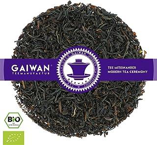 """N° 1267: Tè nero biologique in foglie """"Earl Grey Classic"""" - 1 kg - GAIWAN® GERMANY - tè in foglie, tè bio, Assam, Nilgiri, 1000 g"""