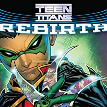 Teen Titans (2016-) (Collections) (7 Book Series)