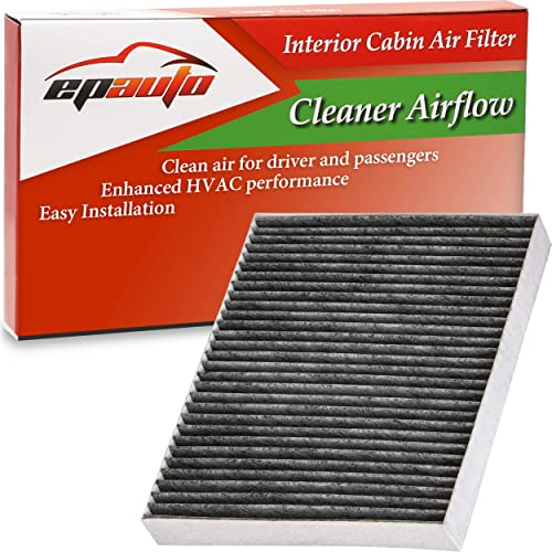 2021 EPAuto CP966 (CF11966) online sale Premium Cabin Air Filter, Compatible with Select Buick/Cadillac/Chevrolet/GMC wholesale Models online