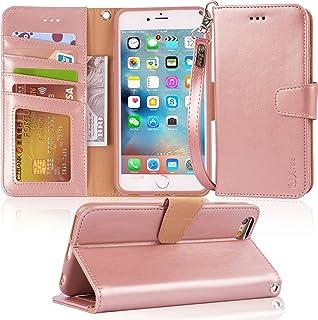 online store d6fd8 42dd0 Amazon.com: iPhone 6/6S Plus - Flip Cases / Cases, Holsters ...