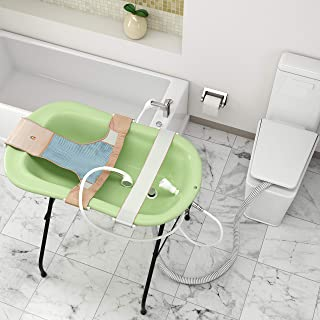 Multifunctional Portable Baby Bidet and Bathtub Changing Table Bath Station by Joom Beem Changing Pad