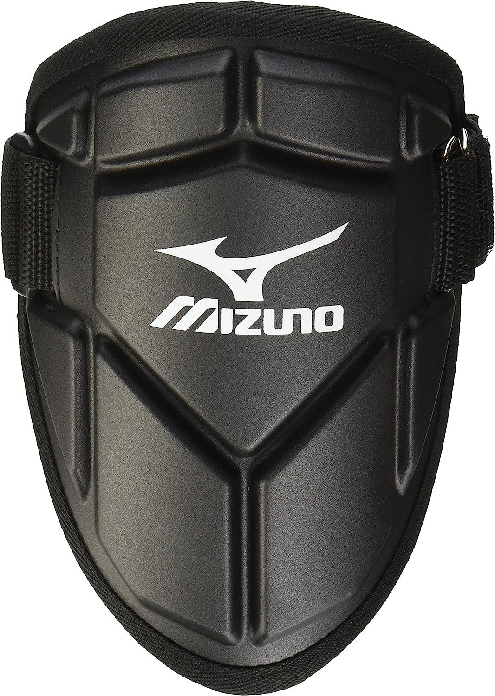 Mizuno Batter's Elbow Guard, black : Sports & Outdoors