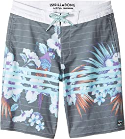 Billabong Kids - Spinner LT Boardshorts (Big Kids)