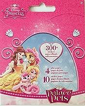 Disney Palace Pets Mini Sticker Book - 300 Stickers!