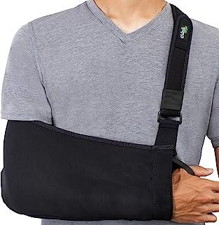 Think Ergo Arm Sling Sport - Lightweight, Breathable, Ergonomically Designed Medical Sling for Broken & Fractured Bones - ...