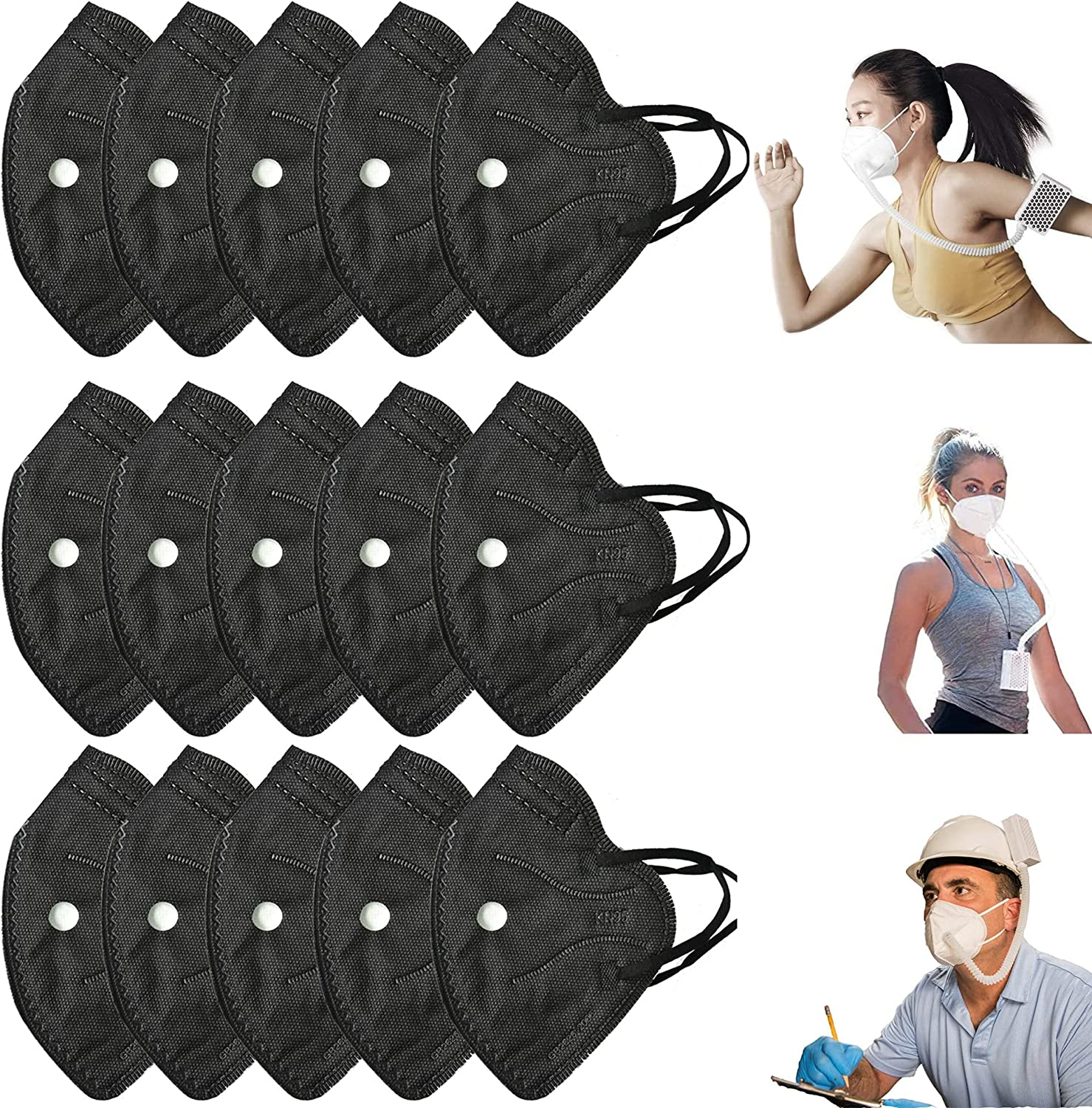 15PCS Black Filter Limited time for free shipping Suitable and Rsenr Air Gorgeous BROAD R18