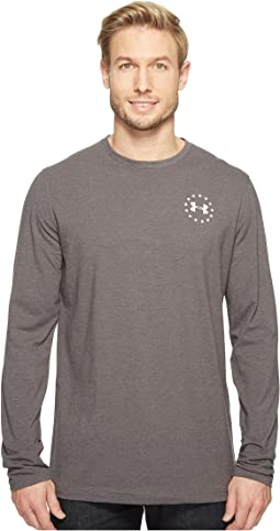 Freedom Flag Long Sleeve Tee