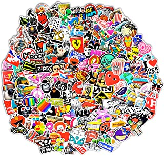 200-Pcs Featured Stickers(200 Pcs),Suitable For Children And Adults Of All Ages,Fast Shipped By Amazon. Decals Vinyls For Laptop,Kids,Cars,Motorcycle,Bicycle,Skateboard Luggage,Bumper.