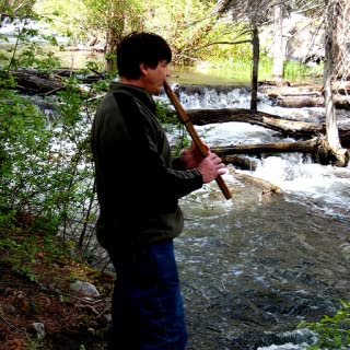 Kevin Doberstein. Relaxing and Soothing Wood Flute Music CD's and mp3's