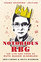 Notorious RBG Young Readers' Edition: The Life and Times of Ruth Bader Ginsburg PDF
