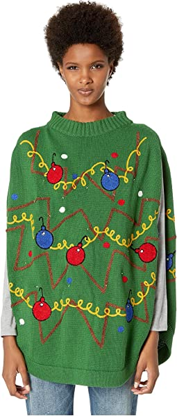 Christmas Tree Skirt Sweater