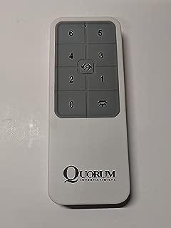 Quorum 8-9860-0 Remote Control, White