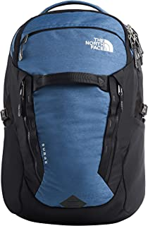 The North Face Surge, Shady Blue Light Heather/Weathered Black, OS