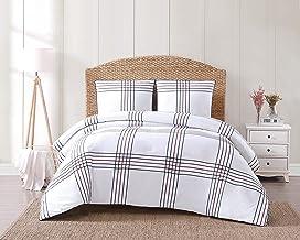 Oceanfront Resort Nautical Charm Comforter Set, White