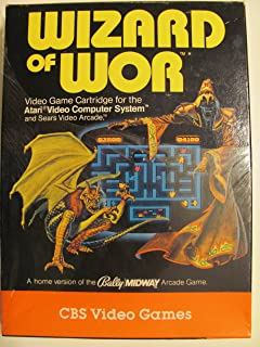 wizard of wor game