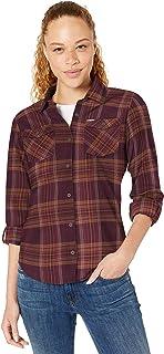 Columbia Women's Times Two™ Corduroy Long Sleeve Shirt Shirt