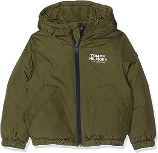 Tommy Jeans Dg TJM Jacket Manteau Garçon