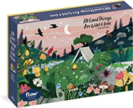 All Good Things Are Wild and Free 1,000-Piece Puzzle (Flow) PDF