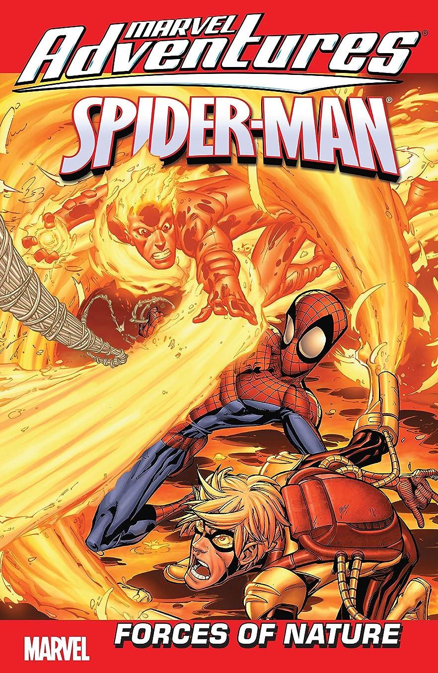 多様性悲しいことに掃くMarvel Adventures Spider-Man Vol. 8: Forces of Nature (Marvel Adventures Spider-Man (2005-2010)) (English Edition)