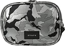 Metallic Camo Crosby Fanny Pack