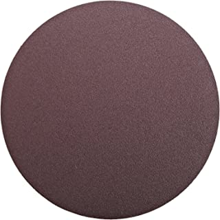 40 Grit PSA Attachment 3M PSA Cloth Disc 348D Aluminum Oxide Pack of 50 2 Diameter 2 Diameter