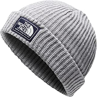 The North Face Salty Dog Beanie, Mid Grey/Tin Grey, One Size, Short