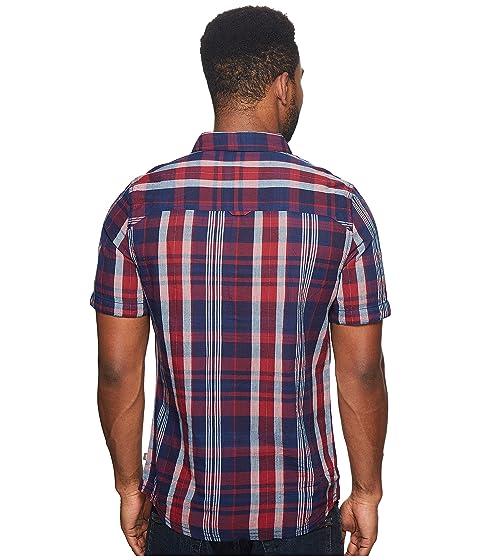 Toad&Co Beckmen Short Sleeve Slim Shirt Brick Red Original Cheap Online Marketable Discount 100% Authentic 5t7q7n7