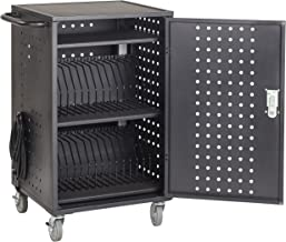 ipad charging cart for 30 ipads