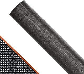 """ADFORS Premium Solar Screen, 36"""" x 100', Charcoal"""