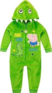 Peppa Pig Pijama Entera para niños George Pig