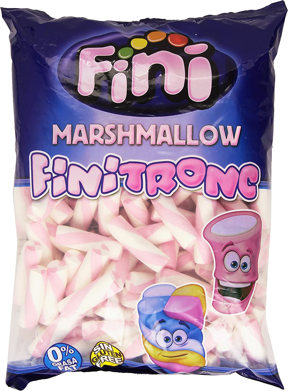 Fini Tronc - Marshmallow Cremosos - Espumas Dulces - 125 piezas