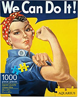 We Can Do It- Rosie The Riveter 1000 pc Jigsaw Puzzle