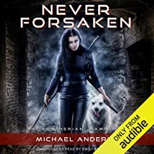 Never Forsaken: The Kurtherian Gambit, Book 5