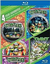 teenage mutant ninja turtles collection 4 film favorites