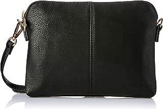 Louenhide Australia 1168Bk Miranda Crossbody Bag, Black