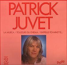 Best of Patrick Juvet ( 2 x vinyle 12'' 33 tours ) Barclay 96.043 / 96.044 double album 1975 – La Musica – Comme un Ballon rond – à la Lumière du Jour – Au même Endroit à la même Heure – écoute-Moi – Je vais me Marier , Marie – Moi j'ai le Coeur Sauvage – Sonia – Au Jardin d'Alice – Toujours du Cinéma – Rappelle-Toi Minette – Ce n'est pas un Chagrin d'Amour – Quand vient la Nuit – Love – Unisex – Le Monde Change – il est trop tard pour faire l'Amour – Regarde – J'ai Peur de la Nuit – Magic