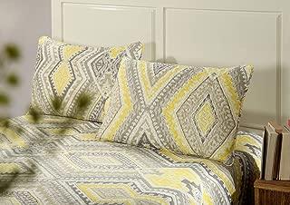 Amazon Com Yellow California King Quilts Sets Bedding
