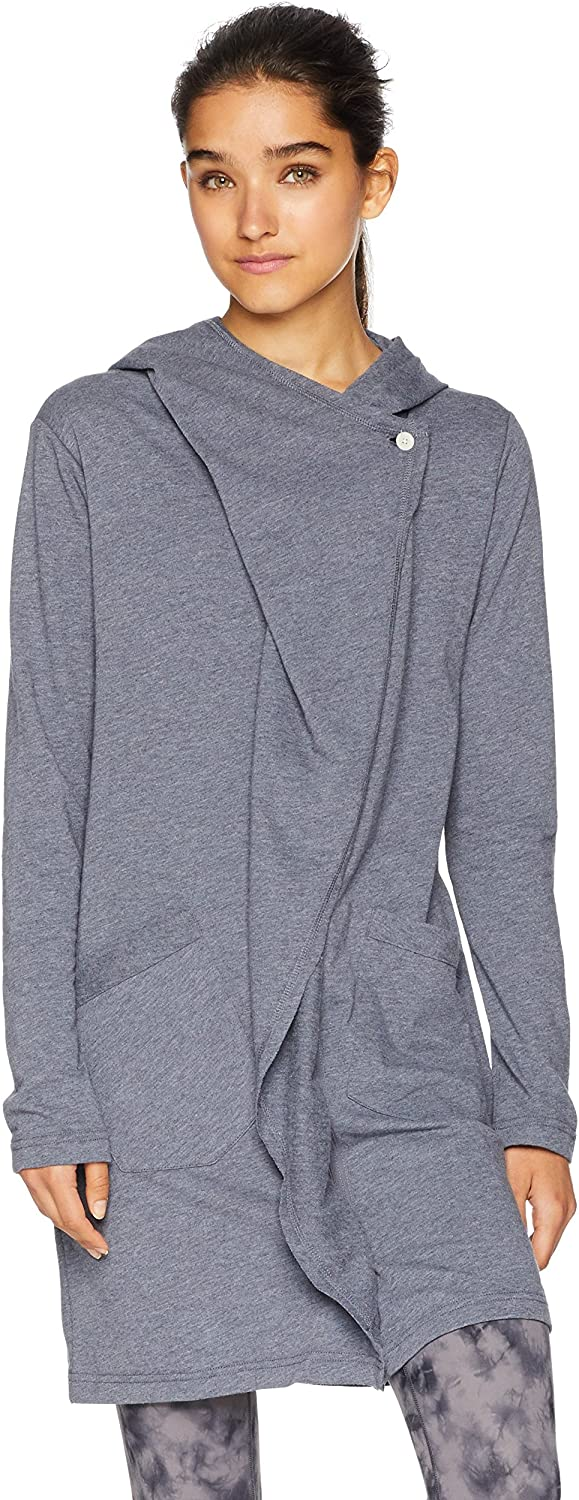Soffe Women's Extended Dance Hoodie