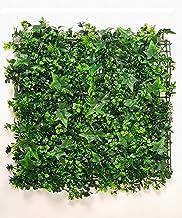 Wonderland Artificial Vertical Garden, Gardening Mat/mats with Light and Dark Green Leaves to Cover Wall, Home Decor, Garden Decor, Balcony Decoration