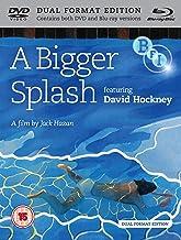 A Bigger Splash (DVD + Blu-ray) [Reino Unido]