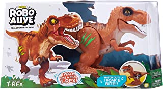 zuru robo alive attacking t rex