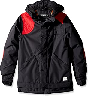 O'Neill Boy's Shooter Jacket, Black Out, 6X