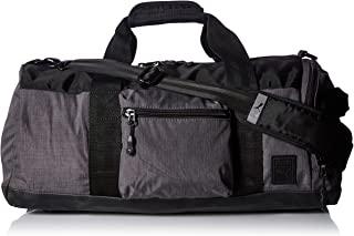 PUMA Men's Convert Hybrid Duffel, Black, One Size