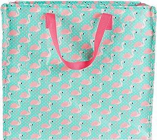 Sass & Belle Reusable Storage Bag (Flamingo)