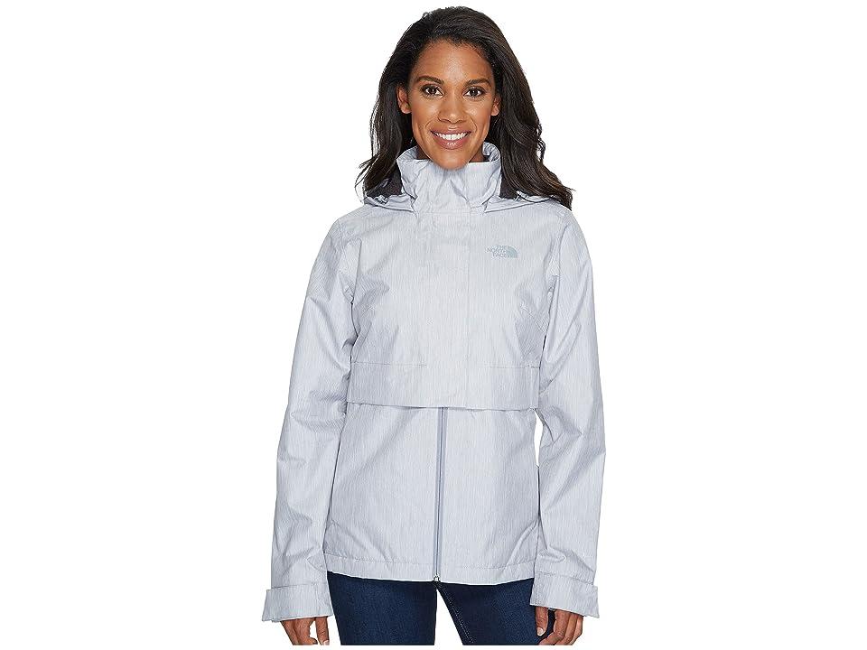 The North Face Morialta Jacket (TNF Light Grey Heather) Women