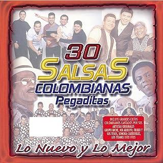 30 Salsas Colombianas Pegaditas: Lo Nuevo y Lo Mejor